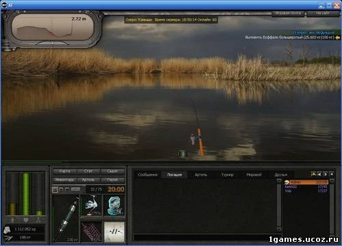[PC] ATOM FISHING (2010) [RUS](Рыбалка)  73441804